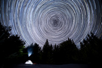 Algonquin Star Trails