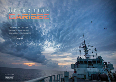 Operation Caribbe - Canadian Geographic
