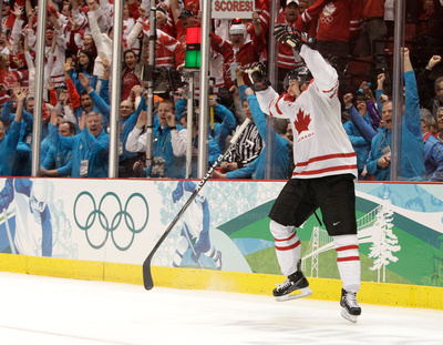 Olympic Hockey Gold - Vancouver