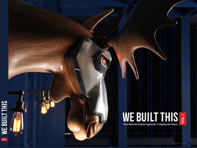 We Built This - Communitech - Vol. 1